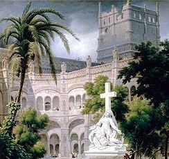 Monasterio de Santa Engracia (Lejeune).jpg