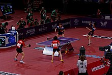 Championnats du monde de tennis de table 2013 wikip dia - Tennis de table championnat du monde ...