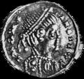 Monnaie d'argent de Clotaire Ier.png
