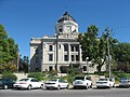 Monroe County Courthouse in Bloomington from west.jpg