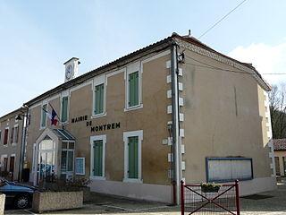 Montrem Commune in Nouvelle-Aquitaine, France