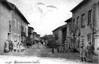Montseveroux en 1911, p136 de L'Isère les 533 communes.jpg