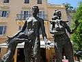 Monument to Murdered Jews of Corfu - Plateia Solomou - Evraiki District - Old Town - Corfu - Greece - 02 (41381788745).jpg