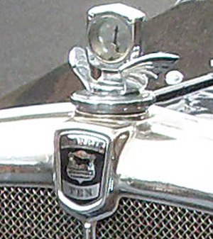 Morris Ten - Ten badge
