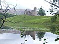 Morton Castle and Loch - geograph.org.uk - 908106.jpg