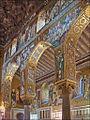 Mosaïques de la Chapelle palatine (Palerme) (7027407407).jpg