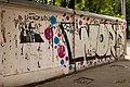 Moscow Russia anti-Putin Graffiti R-EVOLUTION.jpg