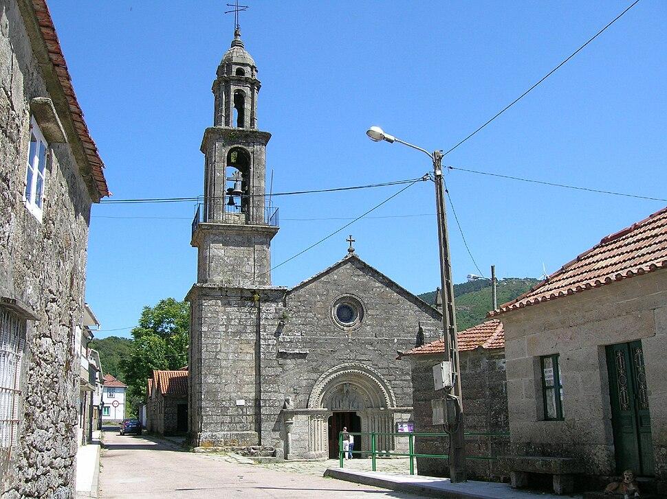Mosteiro de Santa María da Franqueira - A Cañiza - Pontevedra