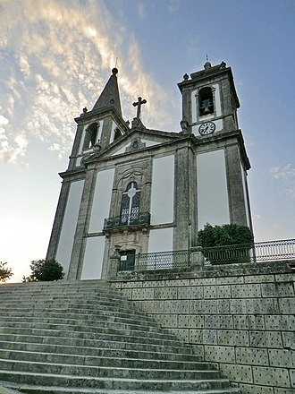 Felgueiras - Mosteiro do Bom Jesus de Barrosas