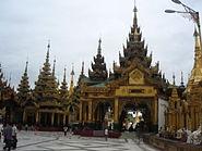 Mote shwedagon