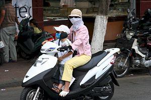 SYM Motors - SYM Attila in Ho Chi Minh City