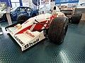 Motor-Sport-Museum am Hockenheimring, 1991 Footwork Porsche A11C, pic2.jpg