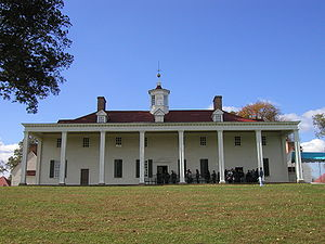 Mount Vernon in October 2006