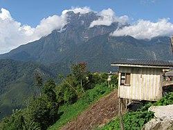 Gunung Kinabalu Wikipedia Bahasa Indonesia Ensiklopedia Bebas