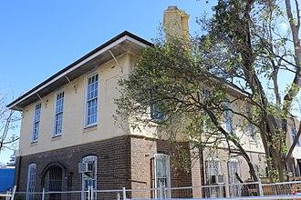 Mowbray House - Image: Mowbray House School Chatswood