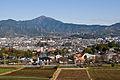 Mt.Oyama from Shibusawa Hill Range 02.jpg