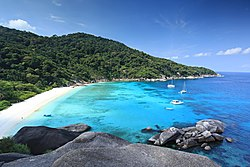 Mu Ko Similan National Park