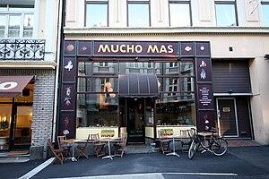 Hegdehaugen - Mucho Mas, a local restaturant
