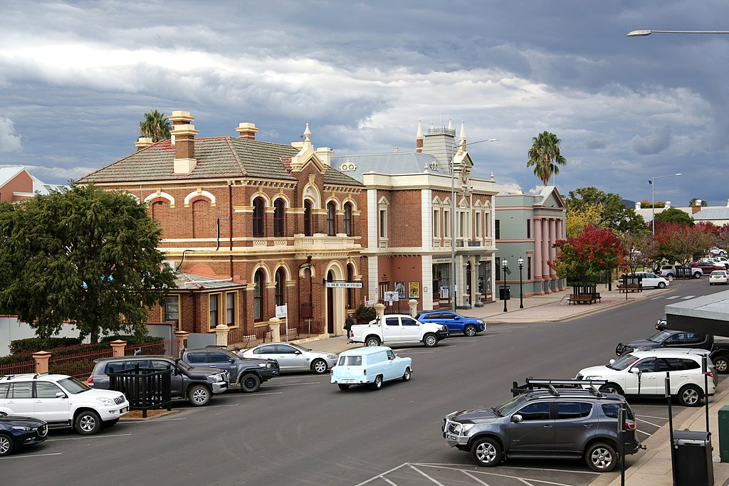 Mudgee Town Library and Theatre