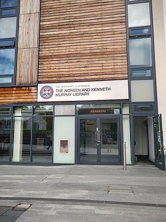 King's Buildings - The Noreen and Kenneth Murray Library