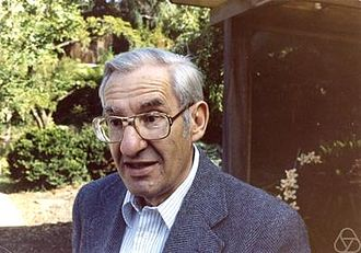 Murray H. Protter - Murray Protter in 1982 (photo by George Bergman)