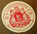 Musée Européen de la Bière, Beer coaster pic-125.JPG