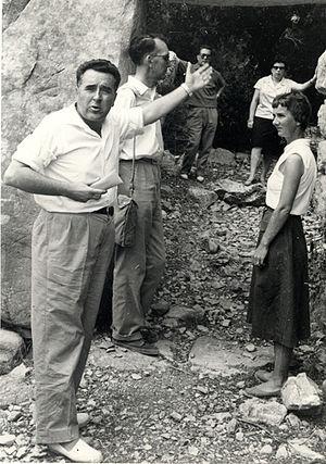 Martín Almagro Basch - Martín Almagro Basch, 1950-1960