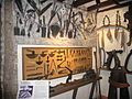 Museu del Traginer (Igualada) - Baster o guarnimenter.JPG
