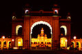 Mysore Palace - an evening view.jpg