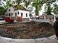 Námestíčko před kostelem sv. Petra a Pavla na Vyšehrady, říjen 2010 (001).JPG