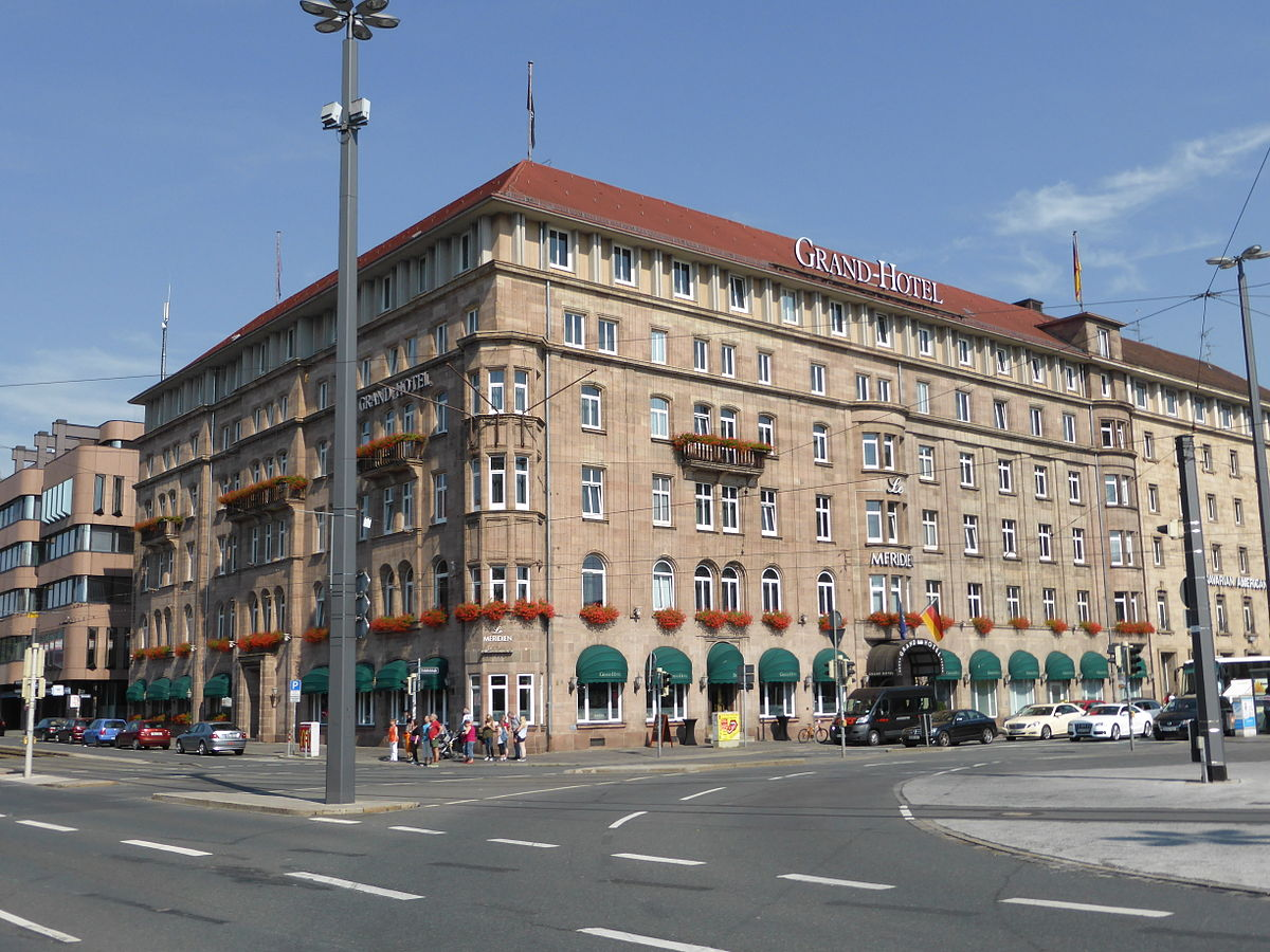 le m ridien grand hotel n rnberg wikipedia