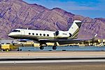 N181CR 1987 Gulfstream Aerospace G-IV C-N 1001 (6725091985).jpg