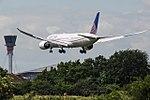 N26967 Boeing 787-900 United (35552920995).jpg