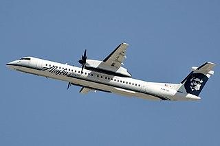 2018 Horizon Air Q400 incident Aircraft crash in United States, August 2018