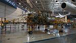 NAL VTOL Flying Test Bed left front view at Kakamigahara Aerospace Science Museum November 2, 2014.jpg
