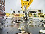 NASA's James Webb Space Telescope Primary Mirror Fully Assembled (24722672281).jpg
