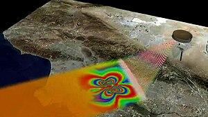 Mapping of Venus - NASA InSAR satellite measuring small scale earthquakes
