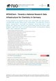 NFDI4Chem - Towards a National Research Data Infrastructure for Chemistry in Germany.pdf