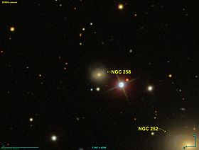 Image illustrative de l'article NGC 258