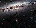 NGC 3628 The Oddest Member of the Leo Triplet.jpg