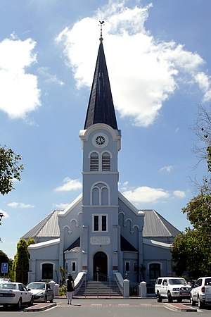 Kuils River - Dutch Reformed Church, Kuilsrivier