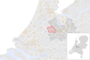 NL - locator map municipality code GM0632 (2016).png