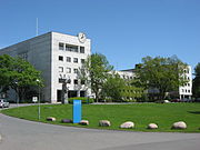 Marienlyst, NRK's Headquarters