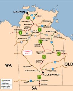 Rabbit Flat, Northern Territory