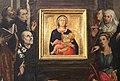 Naddo Ceccarelli, Madonna col Bambino (1350-90 ca.), attorno gloria di dio e santi di crescenzio gambarelli (1610 ca.), 03.JPG