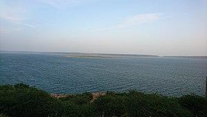 Nagarjuna Sagar Dam - Krishna River
