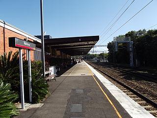 Nambour railway station
