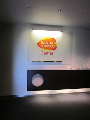 Namco Bandai Games America HQ