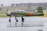 Nanchang CJ-6A (VH-NNC) taxiing at Wagga Wagga Airport (1).jpg