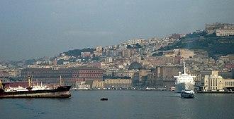 Port of Naples - Harbour